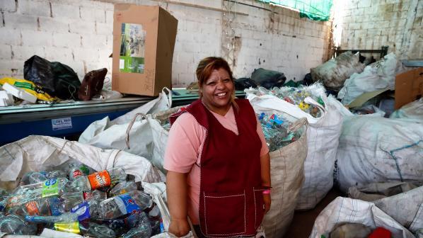 """Cooperativa """"Los Carreros"""": ganarse la vida a través del reciclaje y la sustentabilidad"""